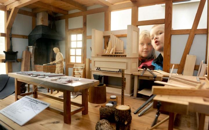 Gottfried-Silbermann-Museum