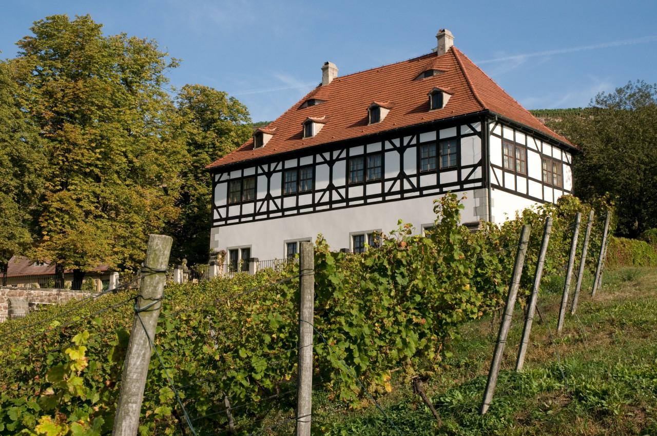 Sächsisches Weinbaumuseum Hoflössnitz